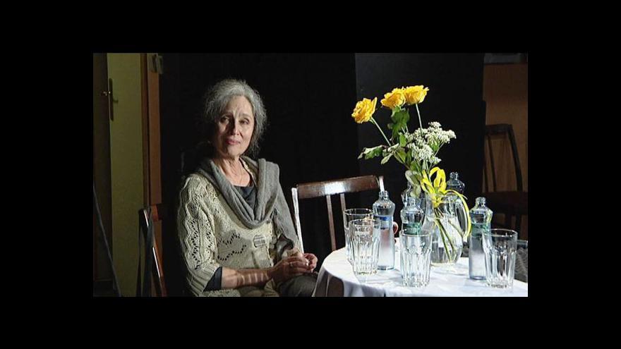 Video Ekonomika ČT24: Rozhovor s Táňou Fischerovou