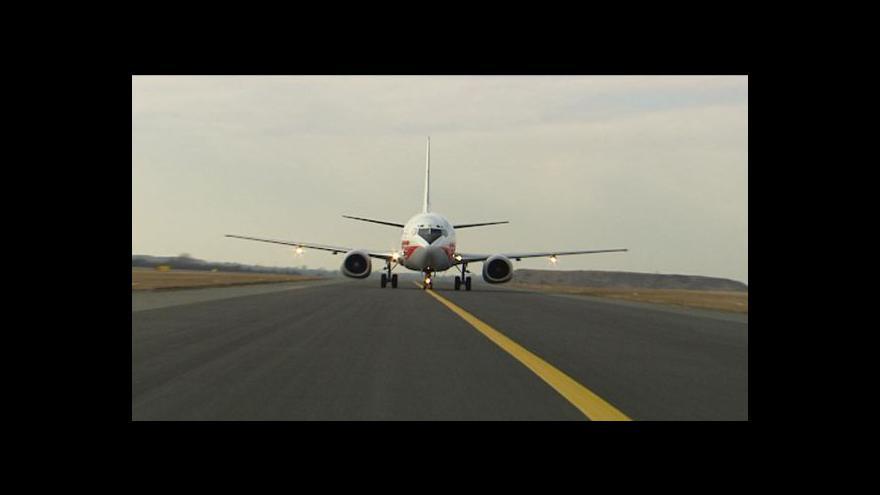 Video Aeroholding chce bratislavské akcie ČSA