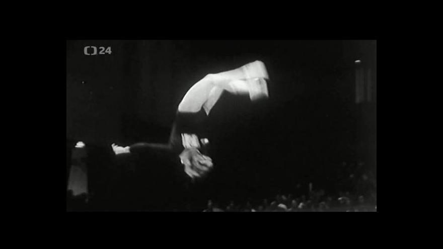 Video ČT uvede oceněný dokument o Čáslavské