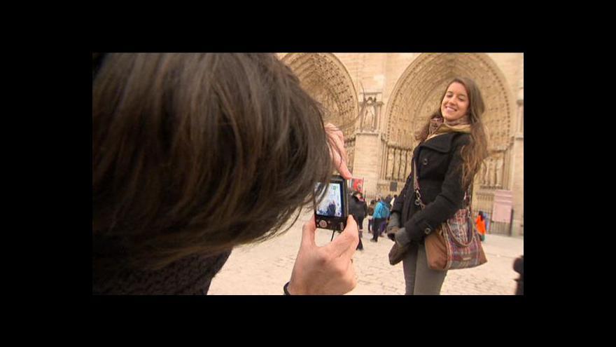 Video Reportáž Kateřiny Fagošové