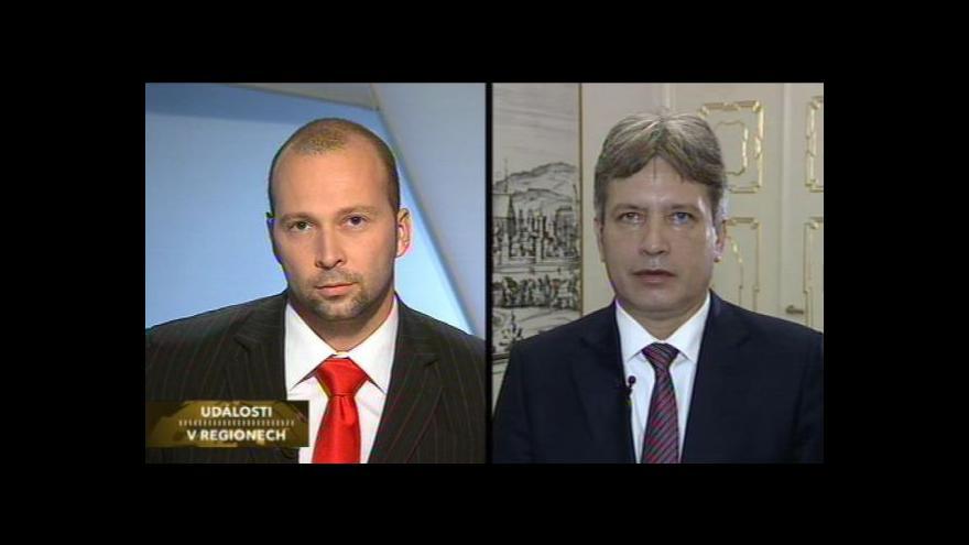 Video Rozhovor s primátorem Romanem Onderkou (ČSSD)
