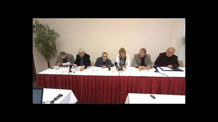 Video Brífink zdravotnické asociace k úhradové vyhlášce