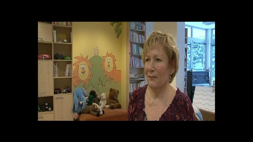 Video O problémech brněnského Klokánku hovoří Lenka Malhocká
