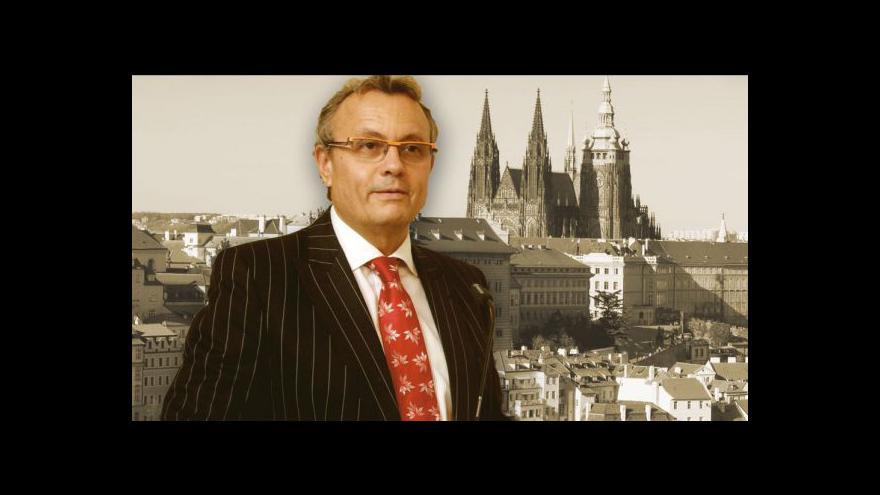 Video Ekonomika ČT24: Rozhovor s Vladimírem Dlouhým