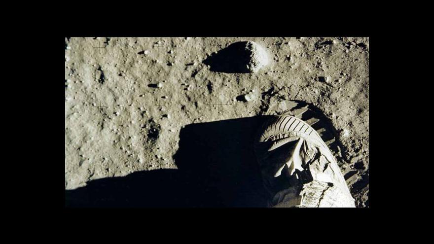 Video Před čtyřiceti lety byl člověk naposledy na Měsíci