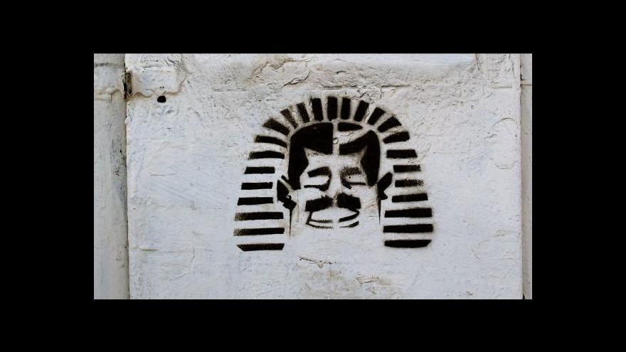 Video Ulice v Káhiře zaplnily tisíce protestujících