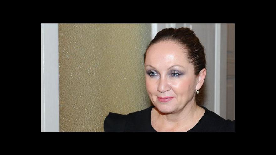 Video Rozhovor s Bárou Basikovou