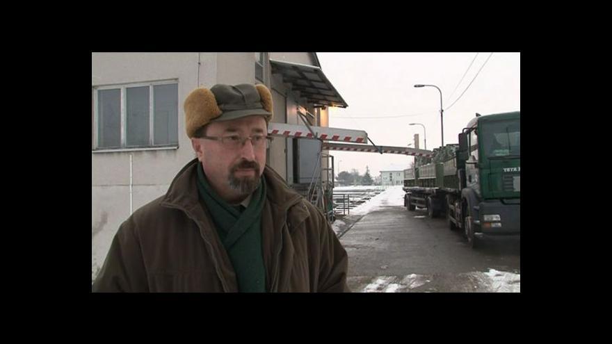Video Ředitel Rybníkářství Pohořelice Roman Osička o cenách kaprů