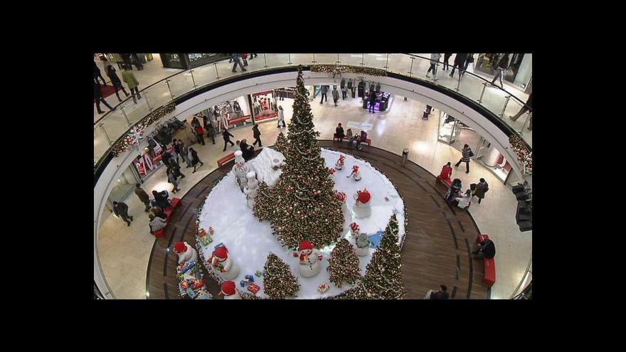 Video Události k otevírací době o Vánocích