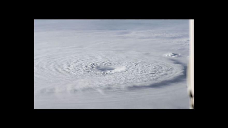 Video Reportáž o počasí v Evropě