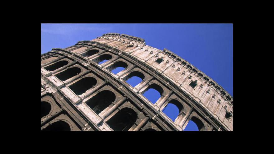 Video Itálie na rozcestí