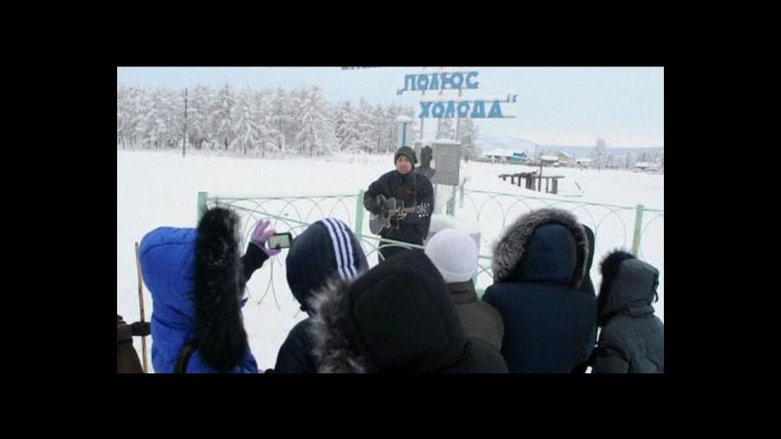 Video Reportáž Onřeje Moravce