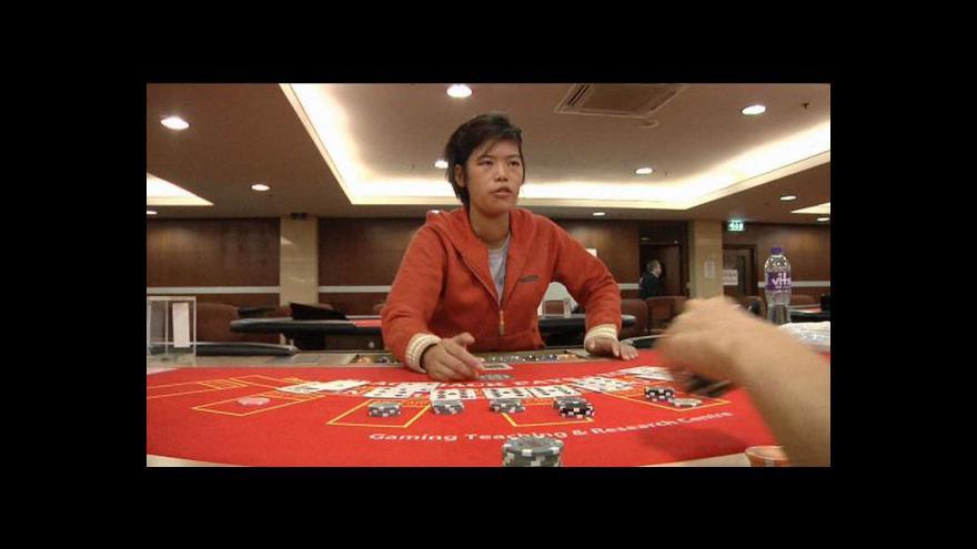 Video Hazard - naděje pro mladé v Macau