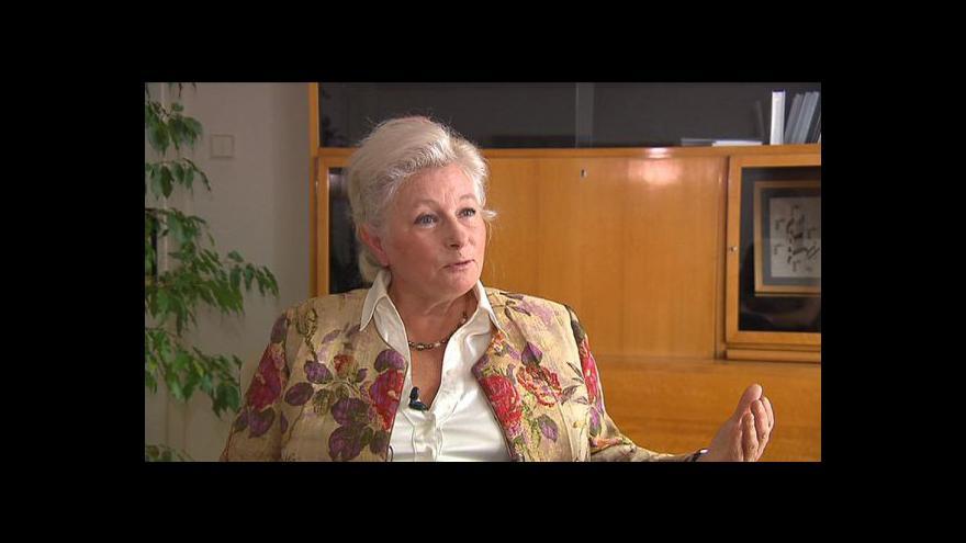 Video Rozhovor se Zuzanou Roithovou