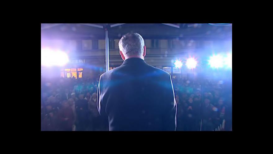 Video Den s Milošem Zemanem