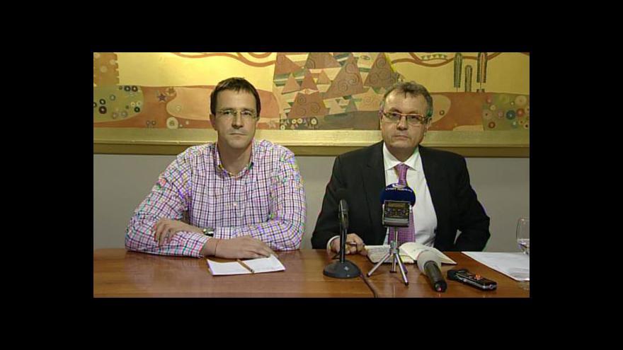 Video Brífink Vladimíra Dlouhého o odvolání k NSS