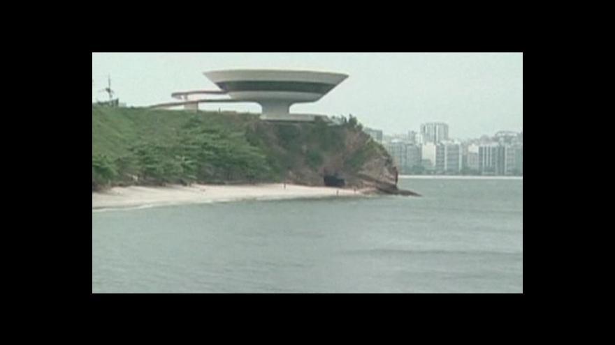 Video Brazílie přišla o architekta své metropole