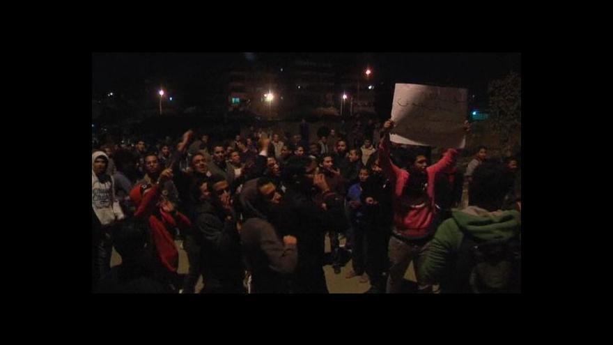 Video Potyčky v Egyptě si vyžádaly několik obětí