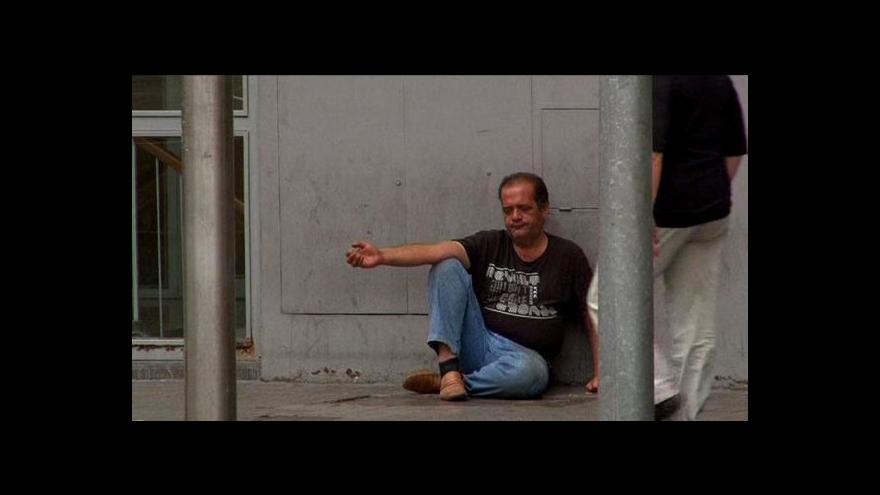 Video Nezaměstnanost ve Španělsku na rekordu