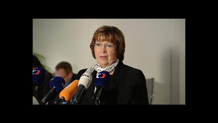 Video Telefonát Ludmily Müllerové