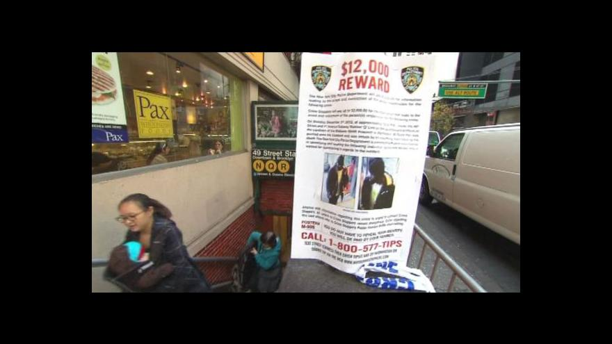 Video New York pobouřila fotografie tragédie v metru