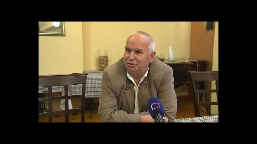 Video Rozhovor Michala Šebely s Vladimírem Krejčířem