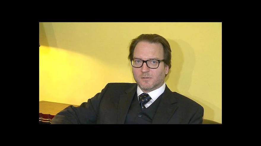 Video Rozhovor s Romanem Jelínkem