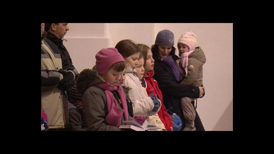 Video NO COMMENT: Adventní roráty pro děti ve Slavkově