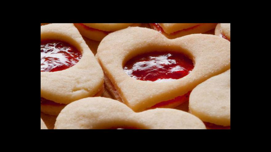Video Vánoční cukroví