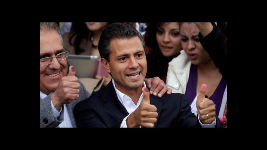 Video V Mexiku se protestovalo