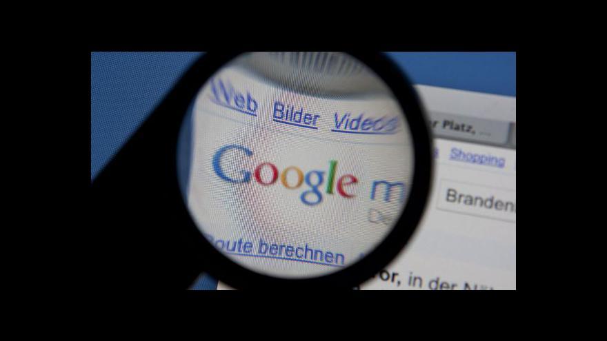 Video Exklusivní rozhovor s manažerem Googlu