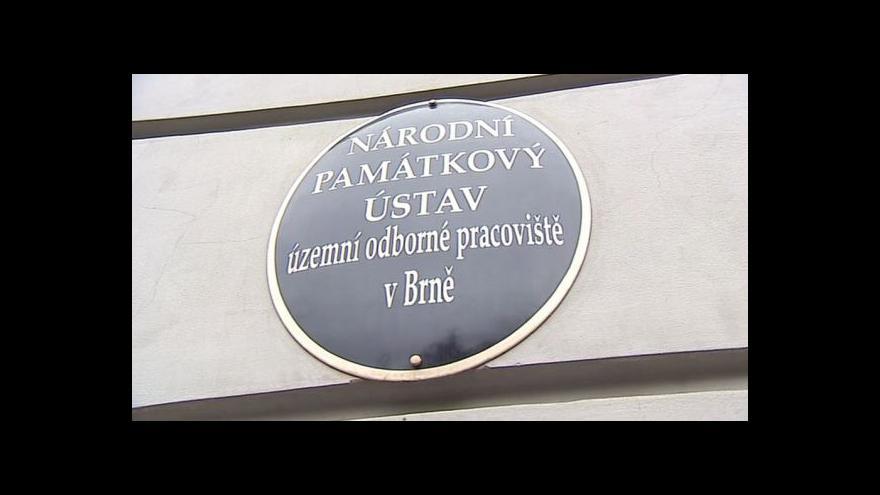 Video Petr Kroupa bilancuje své působení v čele brněnské pobočky NPÚ