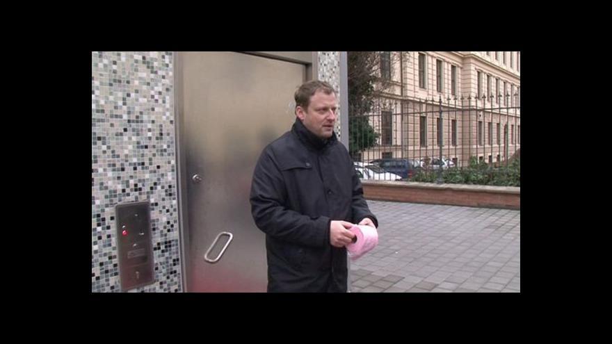 Video Obhlídka delegace Corrupt Tour v Brně