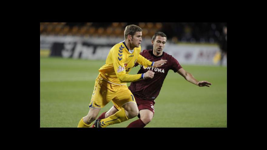 Video Sestřih pohárového osmifinále Jihlava - Sparta