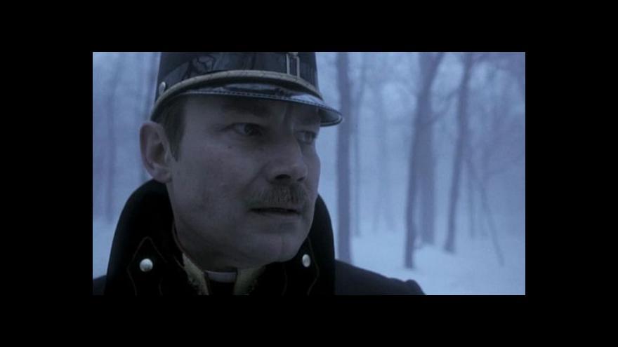 Video Ukázka z filmu Plukovník Redl