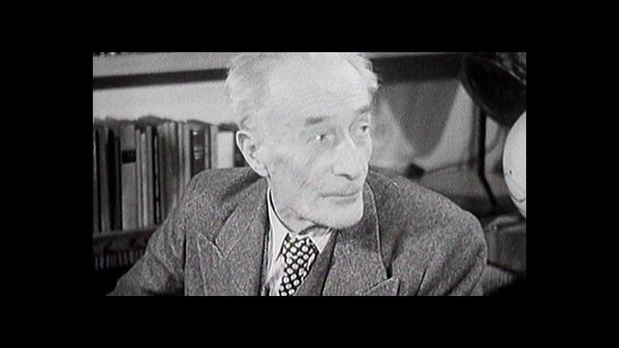 Video Vstup Oldřicha Borůvky
