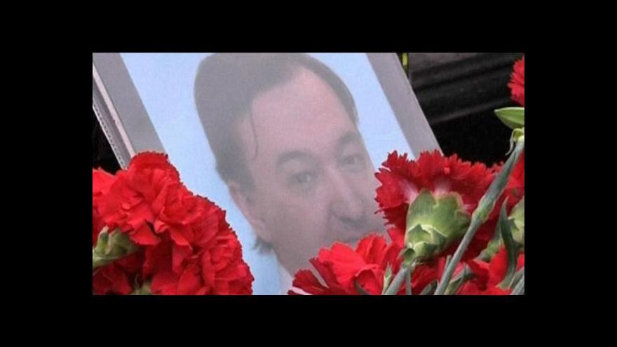 Video Jak zemřel podnikatel Perepiličný?