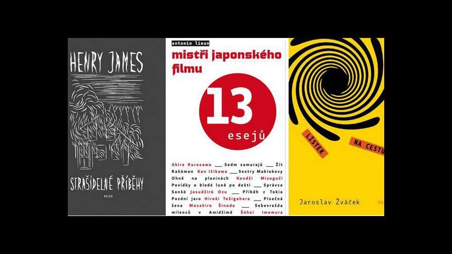 Video Marek Vajchr o knihách