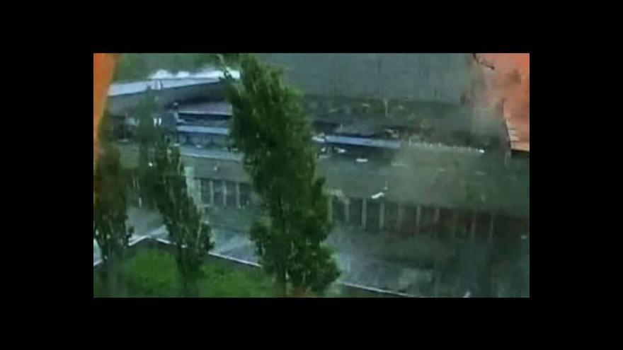 Video Norská média zveřejnila záběry Breivikova atentátu v Oslu