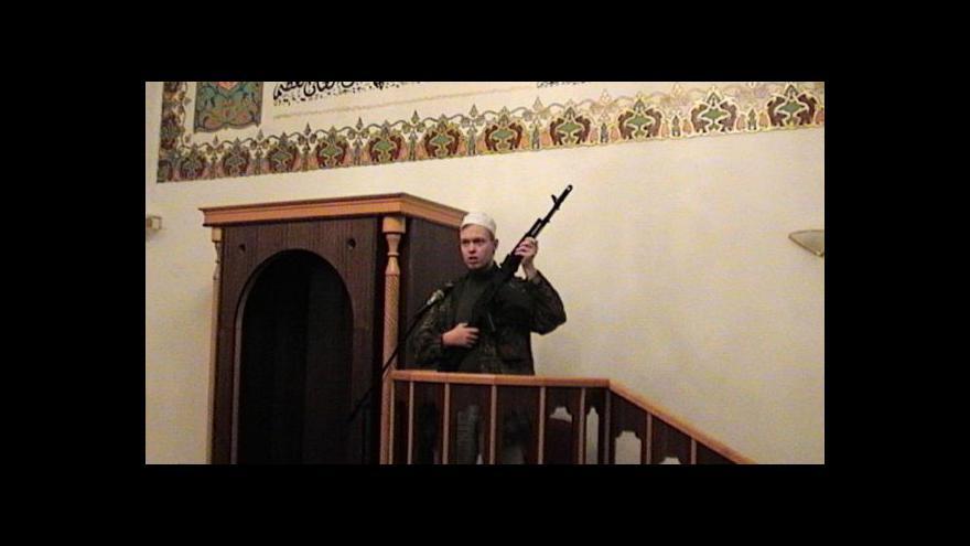 Video Bouře mezi brněnskými muslimy