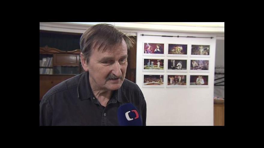Video Jef Kratochvil o 25 letech fotografování Manéže