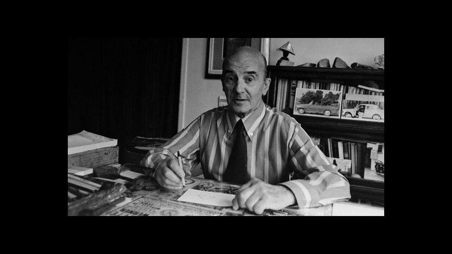 Video Rozhovor s autorkou výstavy Alenou Reichovou