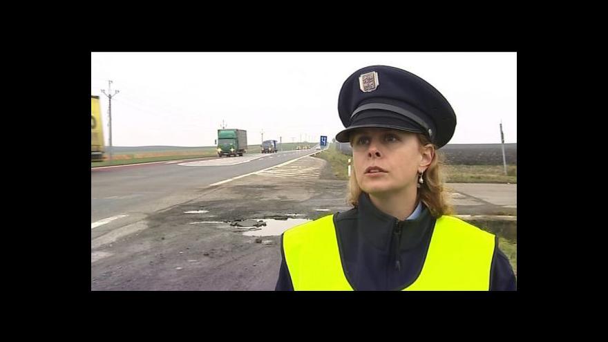 Video O balisetech hovoří policejní mluvčí Iva Šebková