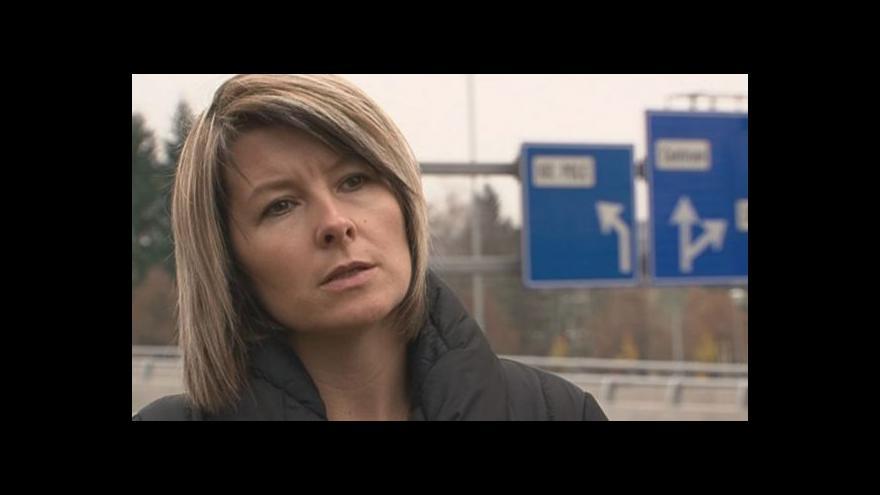 Video Ida Lančaričová o hledání viníka nehody
