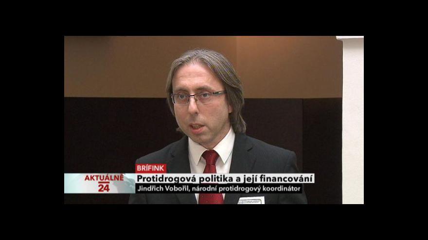 Video Protidrogová politika a její financování