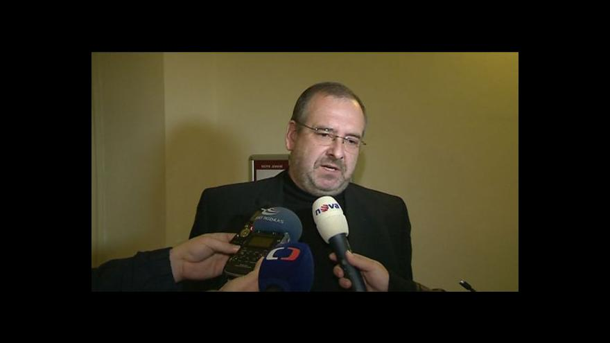Video Hovoří bývalý velitel základny Jiří Plášek