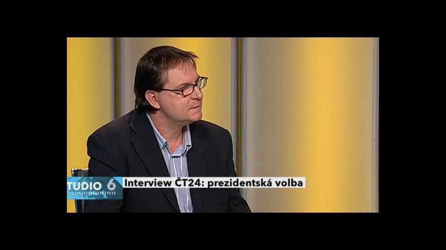 Video Ondřej Kopa o prezidentských speciálech