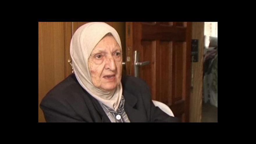 Video Arafatova sestra proti exhumaci