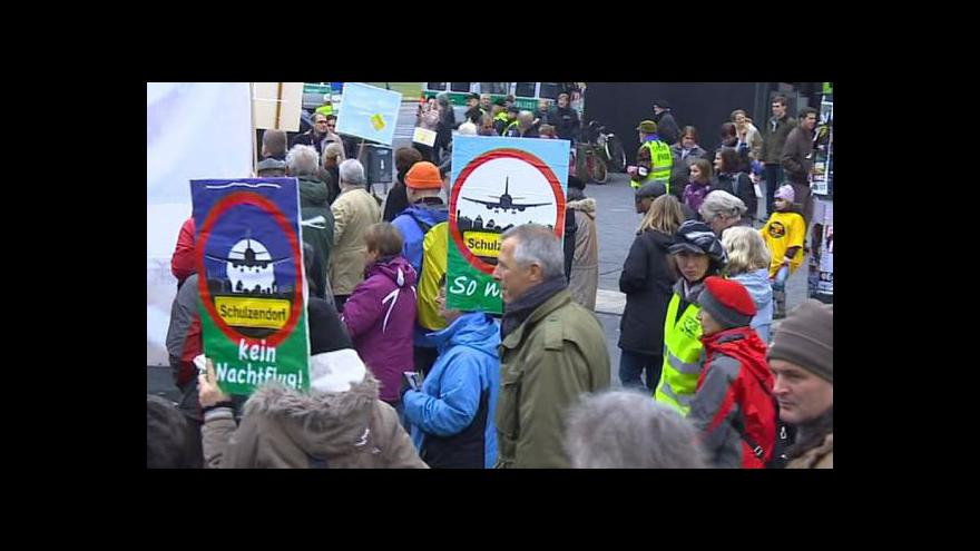 Video Den boje proti leteckému hluku