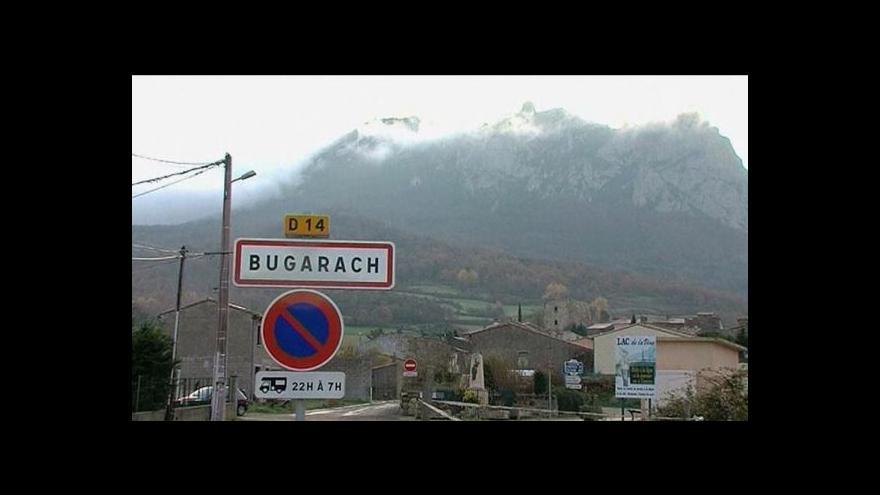 Video Bugarach se připravuje na konec světa